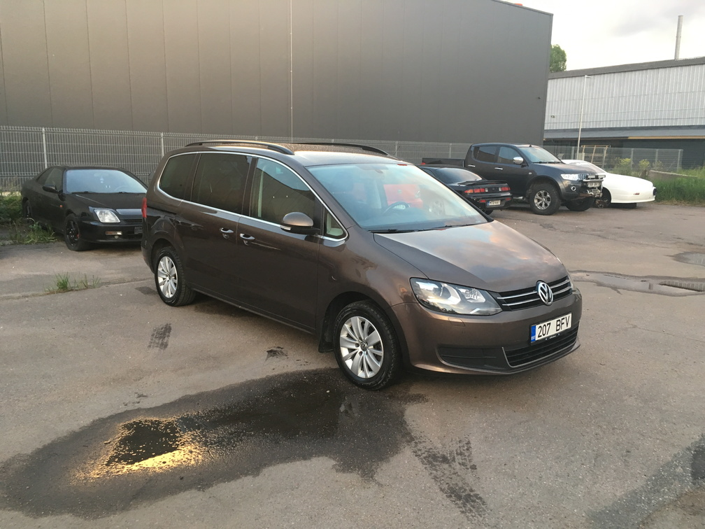 3d502eb245e VW Sharan 2.0TDI Blue Motion ::: 2012 ::: M-Tech - Eesti Volkswageni ...